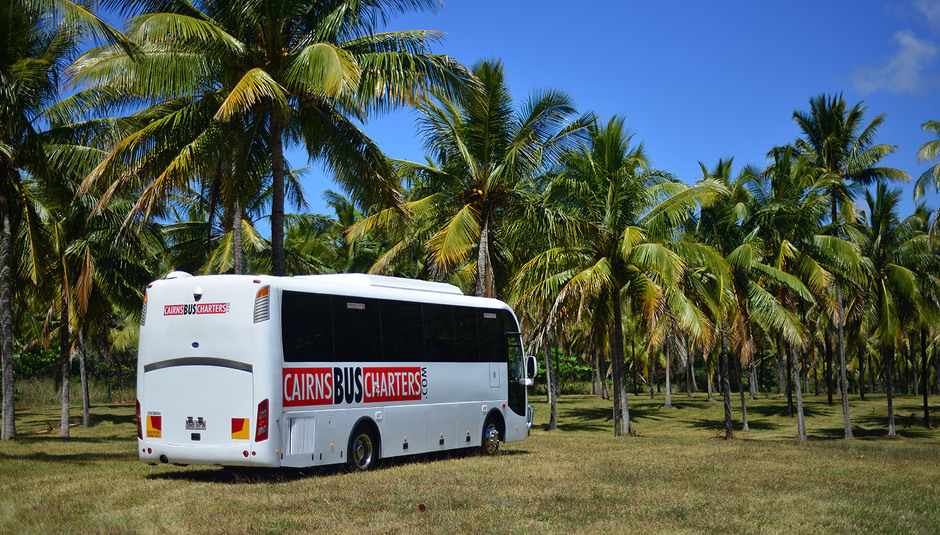 Welcome to Cairns Bus Charters