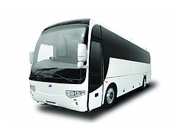 CBC Coach - 37 seats + Driver