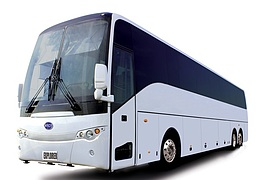 CBC Super Coach - 57 seats + Driver